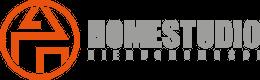 HOMESTUDIO Nieruchomości Logo